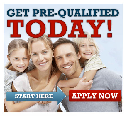 Apply Now - Get Pre-Qualified Today